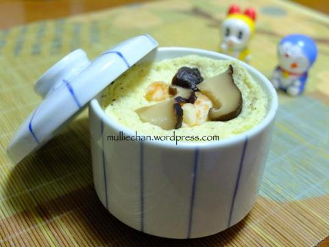 Chawan Mushi Homemade