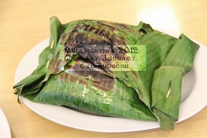 Lunchdate Kepiting Asap Super Yummy di Rasane Seafood