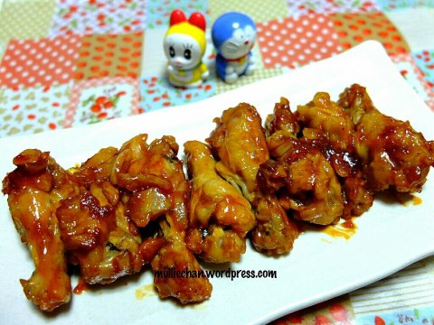 Super Spicy Chicken Wings