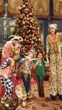 Christmas Tree Lighting Ceremony at Shangri-La Hotel,Jakarta
