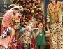 Christmas Tree Lighting Ceremony at Shangri-La Hotel, Jakarta